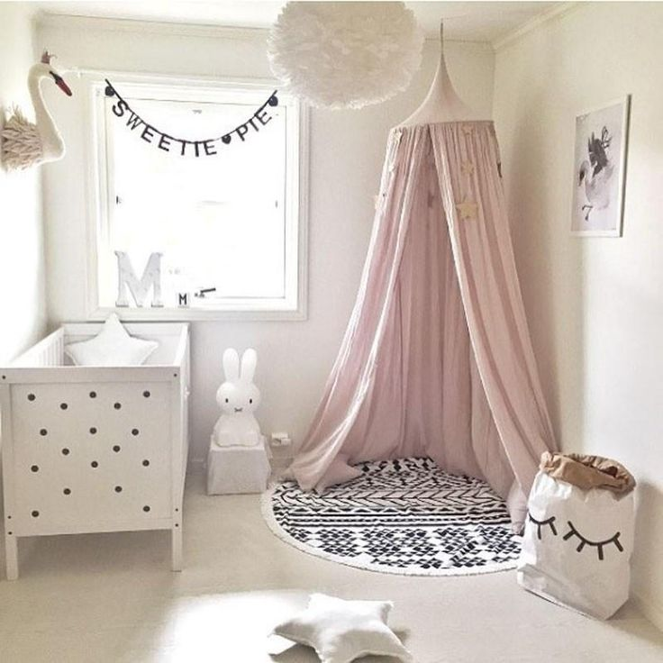 Princess Canopy for Cottage Living. Children's Play Room