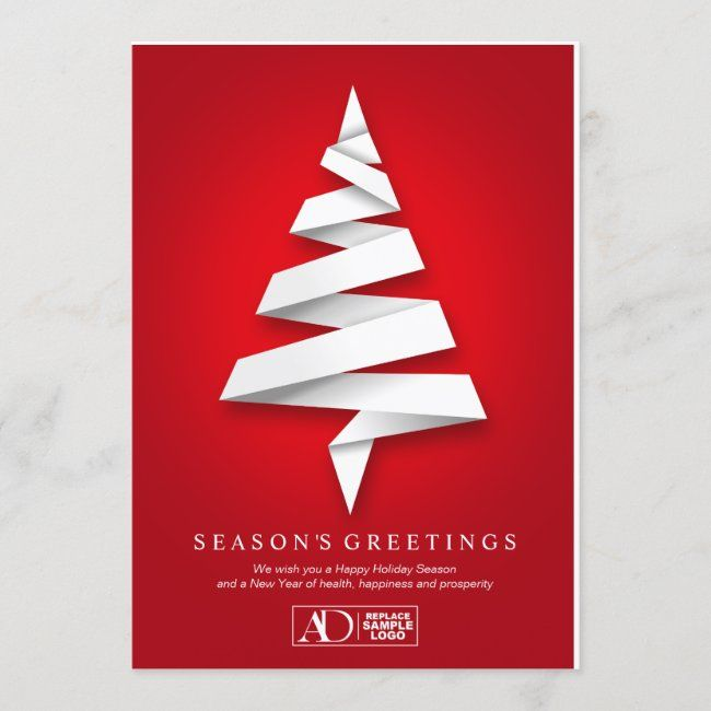 Creative Business Christmas Cards With Logo Creative Business Christmas Cards Co Business Christmas Cards Corporate Christmas Cards Business Holiday Cards