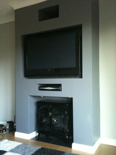 My false chimney breast | AVForums.com - UK Online