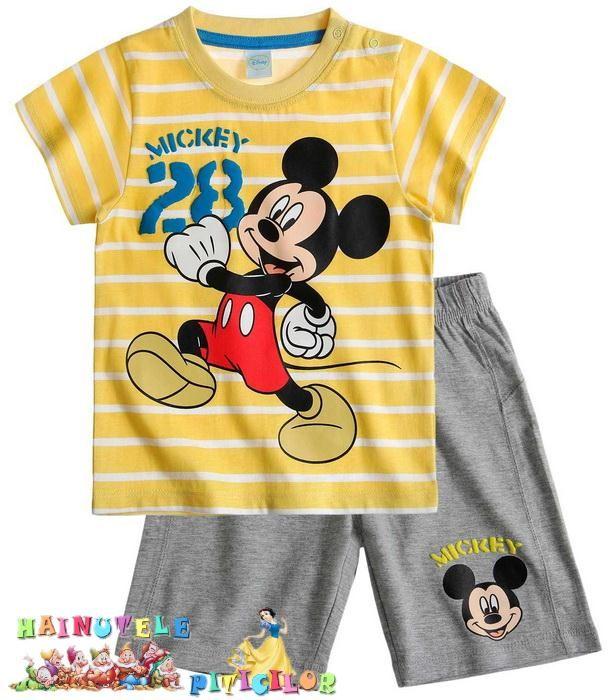 Set de vara Baby Mickey Mouse