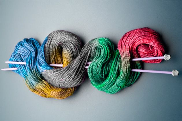 Why the U.S. Olympic Committee Cracked Down on a Knitting Group: Article, Color, Yarns