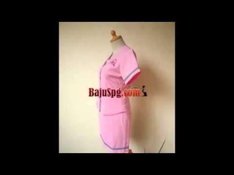 Baju Seragam SPG Classic Spa
