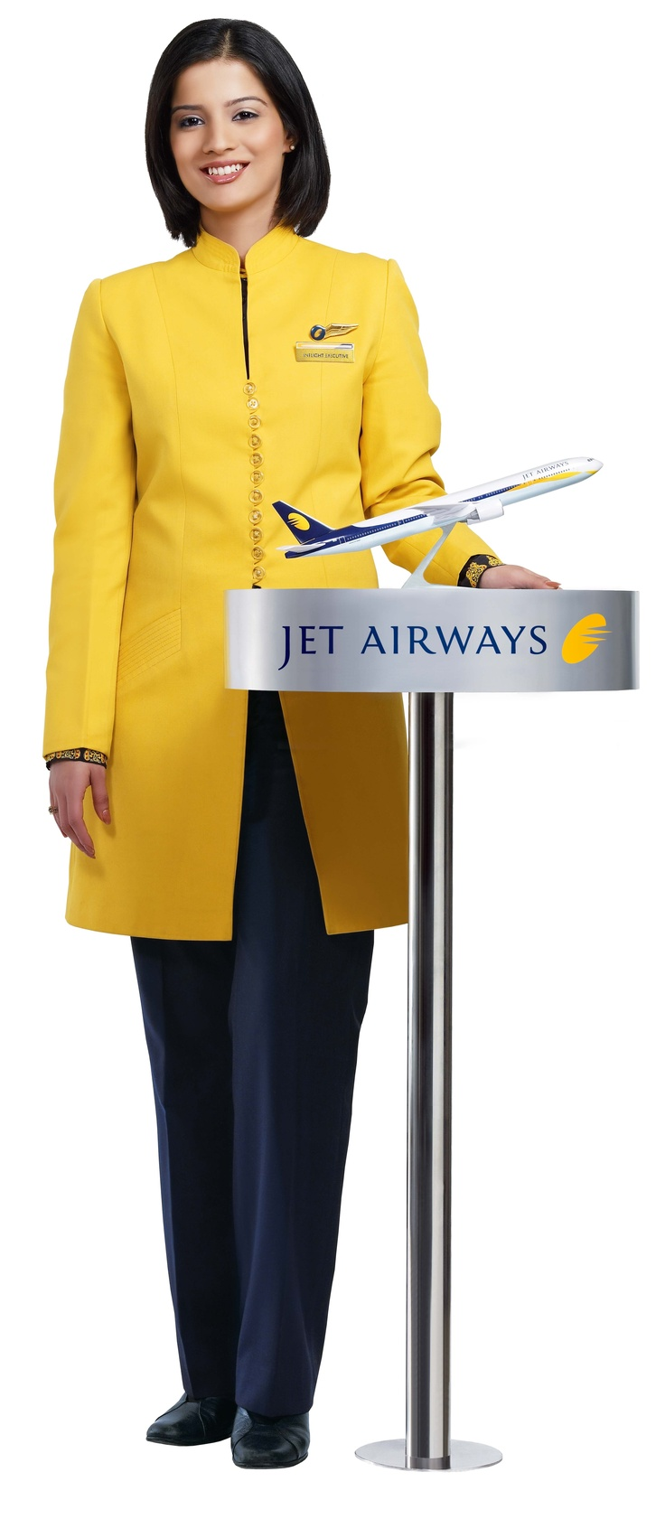 Proud to be associated with Jet Airways!