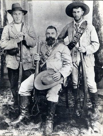 Warfare History Blog: Great Anglo-Boer War, 1899-1902, Part I: Triumph of the Boer and his Mauser Rifle 1895-1900