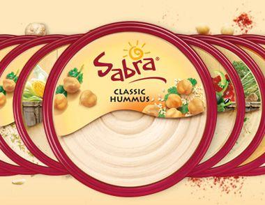 Print BOGO FREE Sabra Hummus Coupon!
