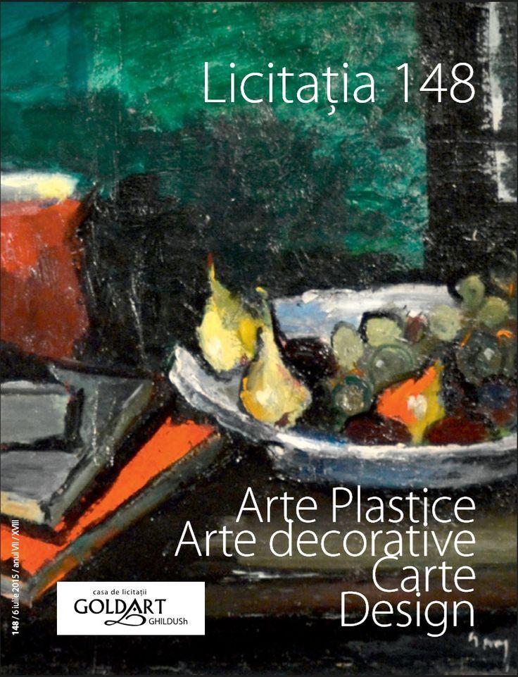 Catalog Goldart Licitatia Din universul artei ambientale! Recomandari: Bomboniera Art Deco cu decor geometric gravat cu acizi pret estimat 70-90 euro.