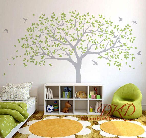 Familienstammbaum Wandtattoo Baum Wandtattoos für