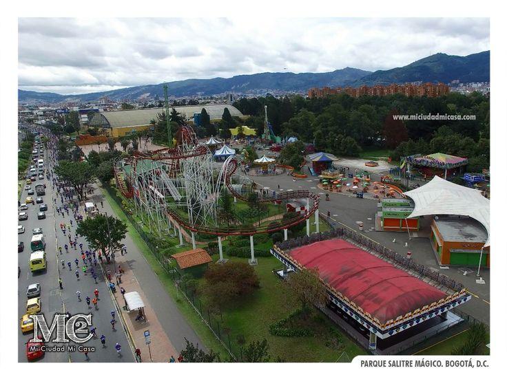 Parque Salitre Mágico, Bogotá D.C.
