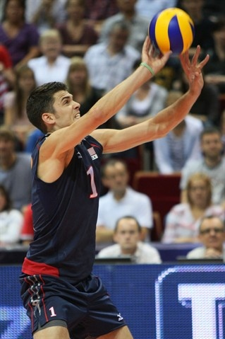 Spotlight: Matt Anderson - Volleyball Slideshows | NBC Olympics