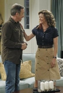 Last Man Standing! First sitcom that we've loved in years...probably since Tim Allen's Tim the Toolman Taylor! Ha!