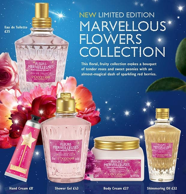 L'OCCITANE LIMITED EDITION CHRISTMAS COLLECTION