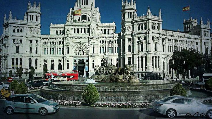Madrid .Cibeles