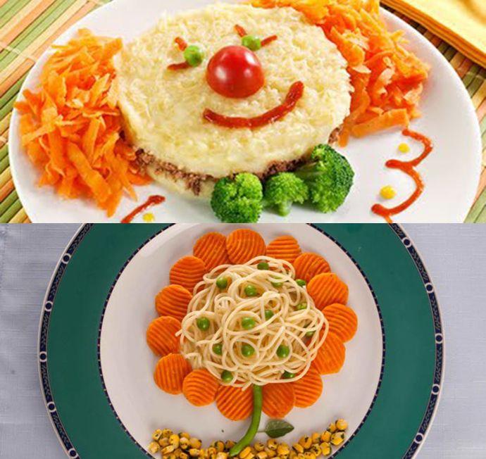 Favorita Planejados | Ensinando as crianças a comer bem