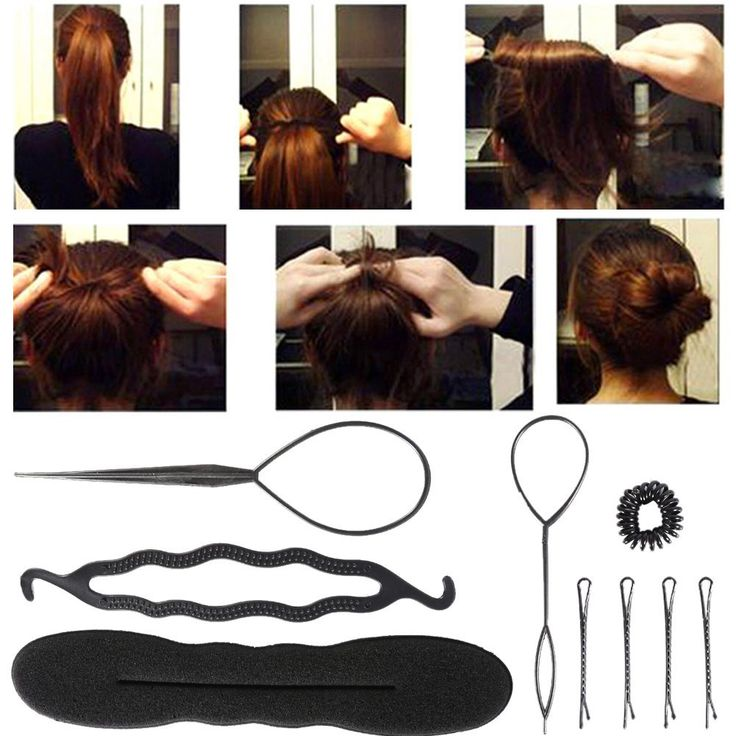 Best DIY Hair Bun Accessories Ideas On Pinterest Twist Bun - Diy bun warmer
