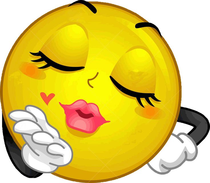 поликлинике открытки смайлик воздушный поцелуй про родной