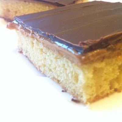 Tandy Cake @keyingredient #cake #peanutbutter #chocolate