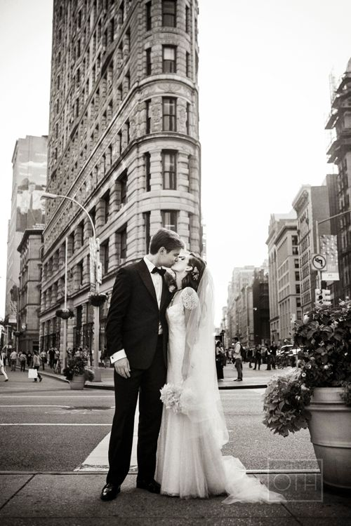 Brides: A Personalized Art Gallery Wedding in New York City
