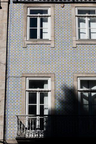 Braga | Rua de Santa Margarida, n.º 50-52 [© Libório Manuel Silva] #Azulejo #AzInfinitum #ILoveBraga