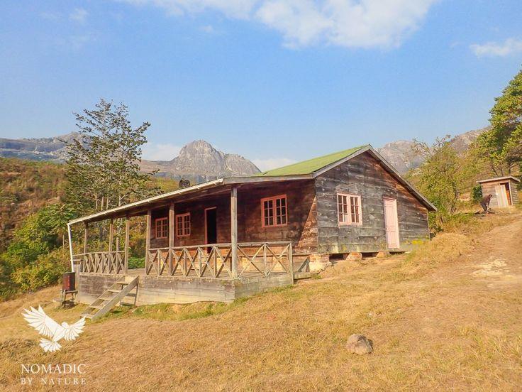 Chambe Hut, Trekking Mount Mulanje, Malawi