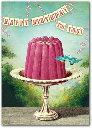 Happy Birthday To You by Cartolina Cards: Modern Paper Goods