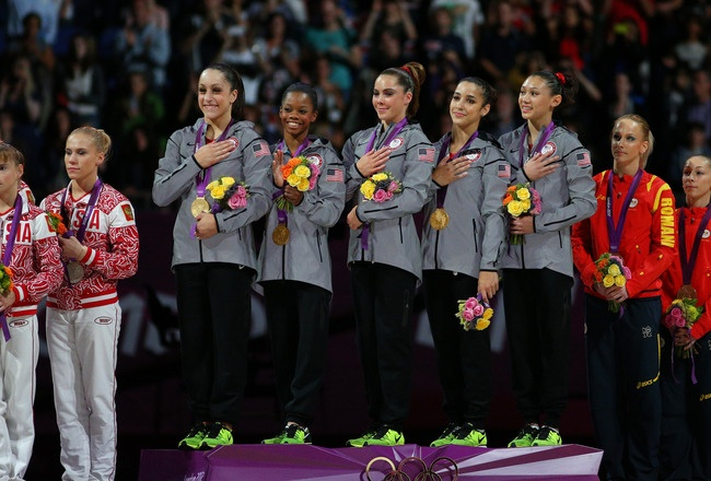 S/O to #TeamUSA Fab Five for winning the gold, yesterday!!!!! Let's keep it going!!: 2012 Olympics, Gold Medalist, Fab, Sports, Gymnastics Team, Olympic Gymnastics, Team Usa