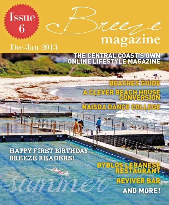 Breeze Issue 6 OUT NOW at www.breezemag.com.au