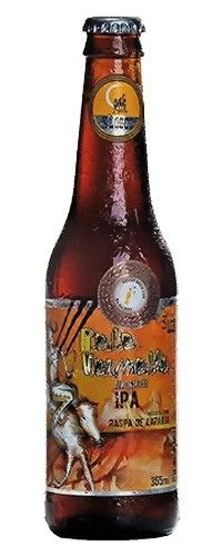 Cerveja 3 Lobos Pele Vermelha - Cervejaria Backer
