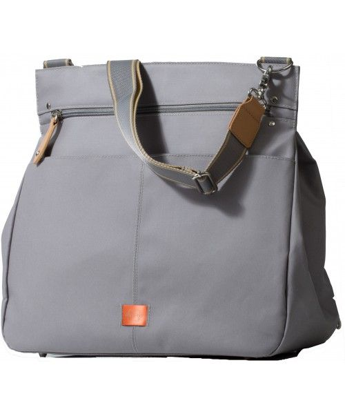 This grey changing bag will leave you feeling inspired as you roam with the lightweight Oban at your side. The robust simple utility style adapts to a backpack
