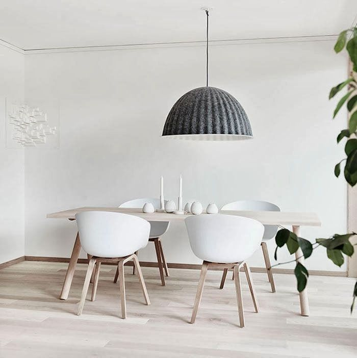 hay chair hay about a chair modern dining rooms white dining rooms ...