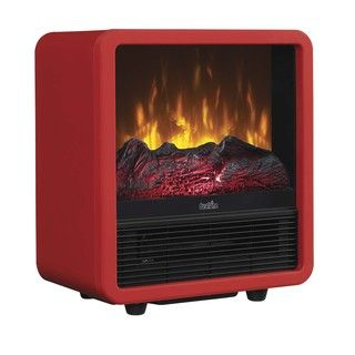 Shop for Duraflame DFS-300-BPRA004 Red Personal Space Heater. Get free delivery at Overstock.com - Your Online Home Decor Outlet Store! Get 5% in rewards with Club O!