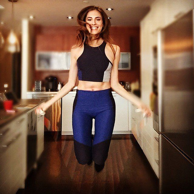 Allison Williams Credits This Workout For Completely Transforming Her Midsection