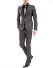 Costume gris easy slim