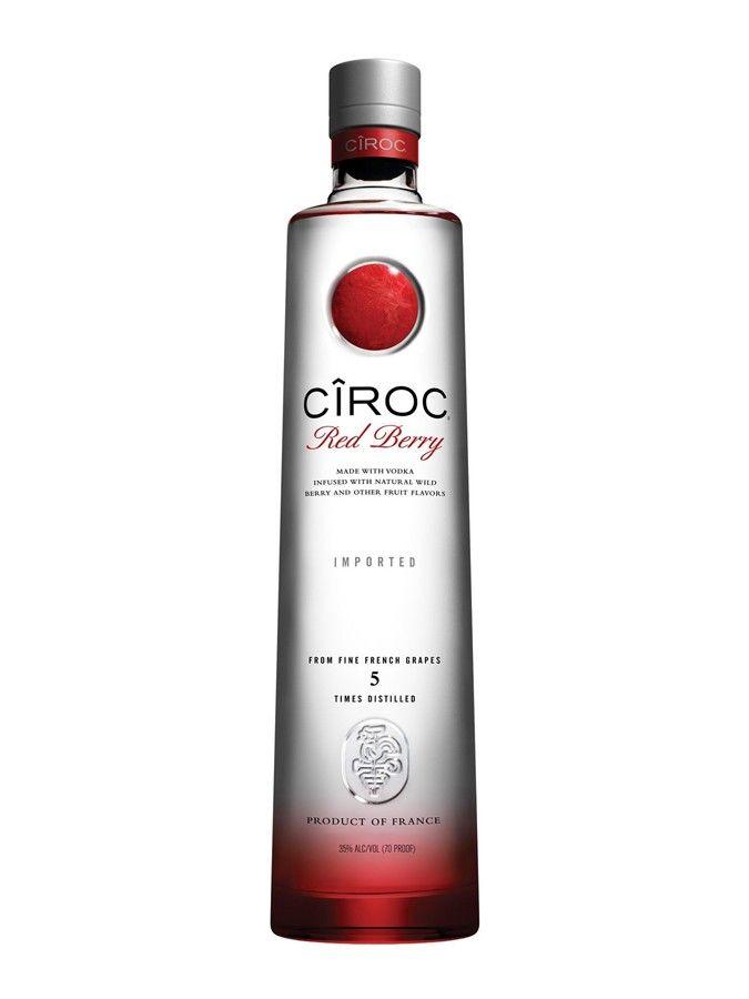CIROC VODKA Red Berry