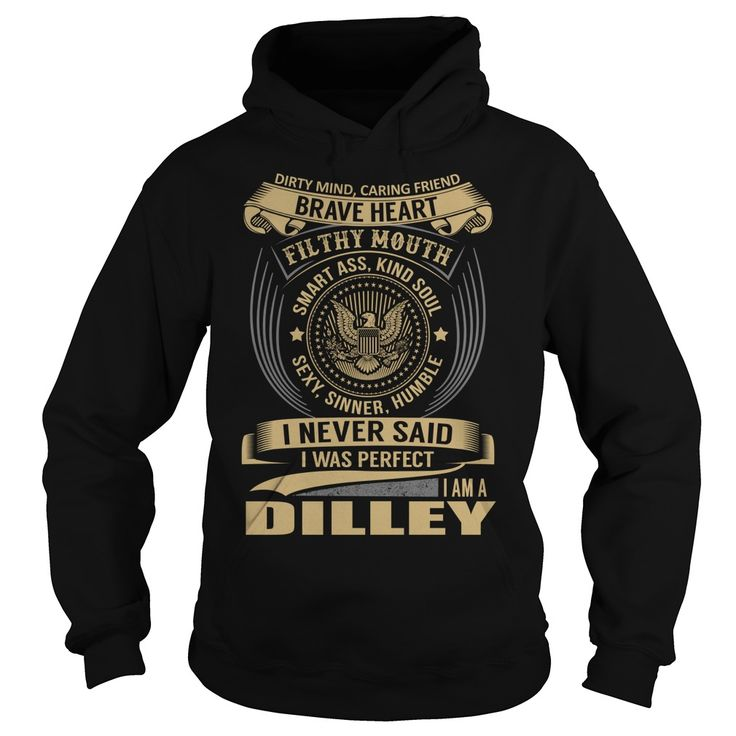 DILLEY Last Name, Surname T-Shirt