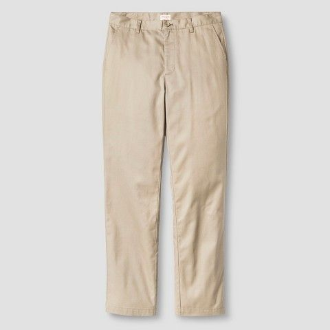 Boys' Flat Front Chino Pant Cat & Jack