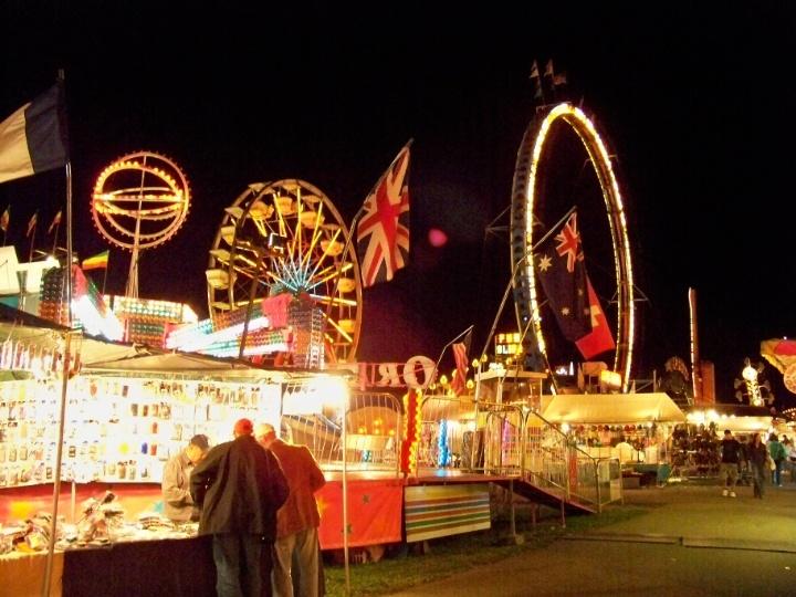 The Bloomsburg Fair, Bloomsburg, Pennsylvania