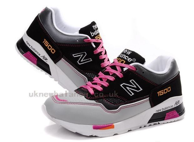 more photos 6d540 937da discount code for new balance nb 1500 japanimation running schoenen dames  zwart grijs roze stylish trainers