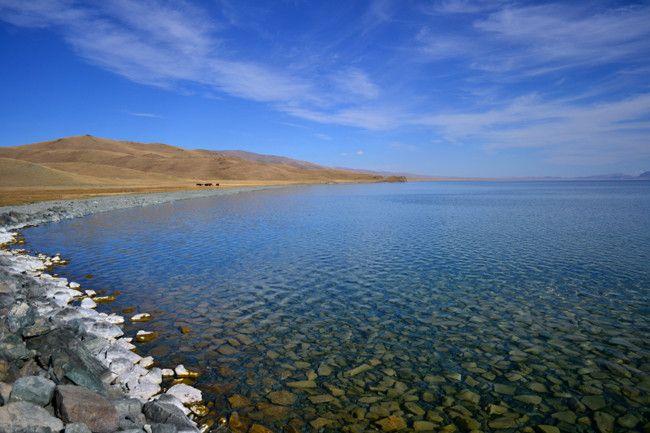 Es un lago de alta montaña del Asia Central localizado en la parte central de Kirguistán, en la provincia de Naryn, al noroeste de la capital Naryn.