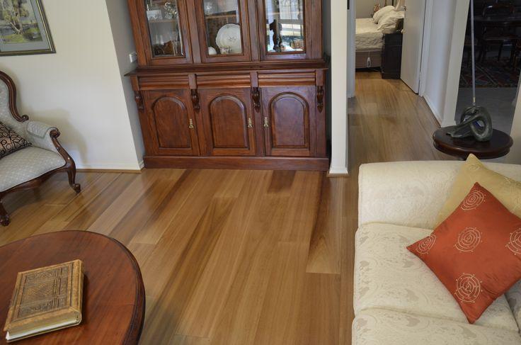 Naturally Australian Platinum Blackbutt timber flooring