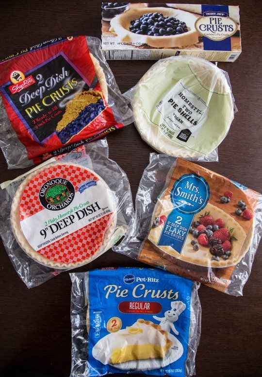 The Frozen Pie Crust Taste Test: We Tried 7 Brands and Here's Our Favorite