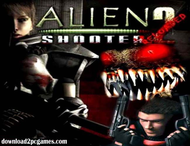 Alien Shooter 2 Free Game Download Full Version For PC- Reloaded Is Here Now. It's A Shooter Full PC Game Free Download, Highly Compressed PC Games Download
