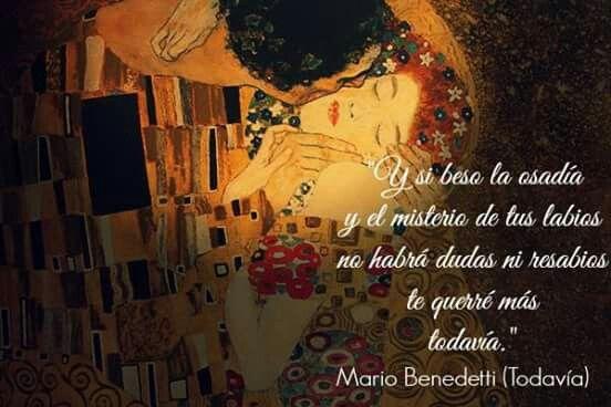 Todavía - Mario Benedetti