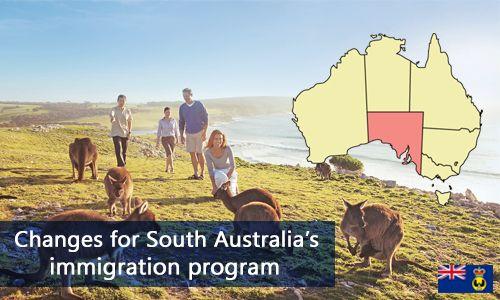 Changes for South #AustraliaImmigration Program  https://www.morevisas.com/immigration-news-article/changes-for-south-australia-s-immigration-program/5084/