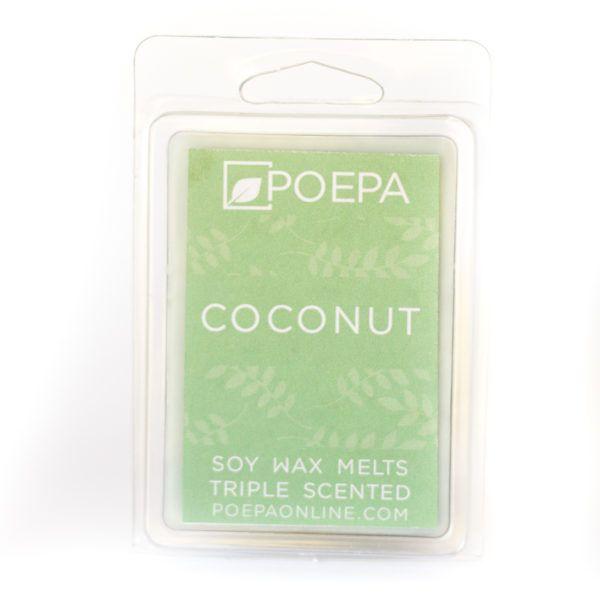 Coconut | Poepa Soap