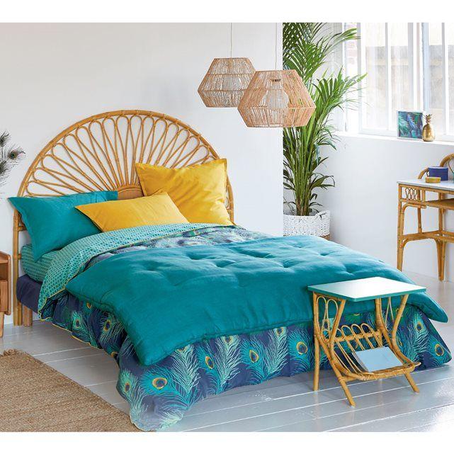 Image Tête de lit rotin, Tio La Redoute Interieurs                                                                                                                                                                                 Plus