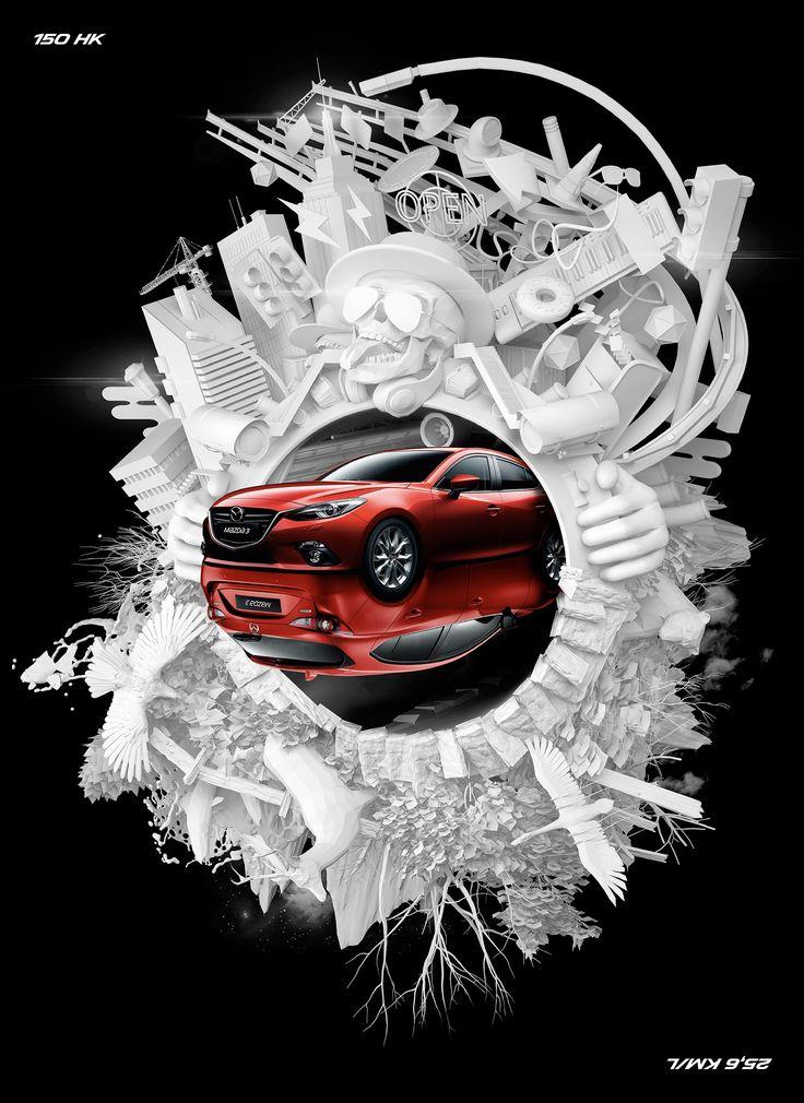 Mazda 3- Best of both worlds