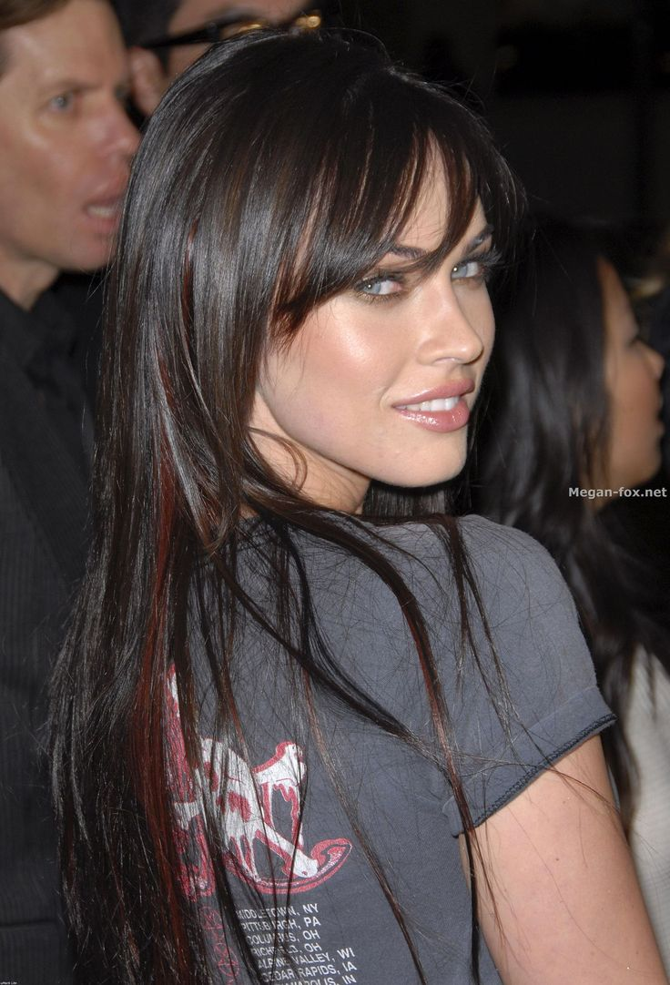 megan fox hair is the best!!!