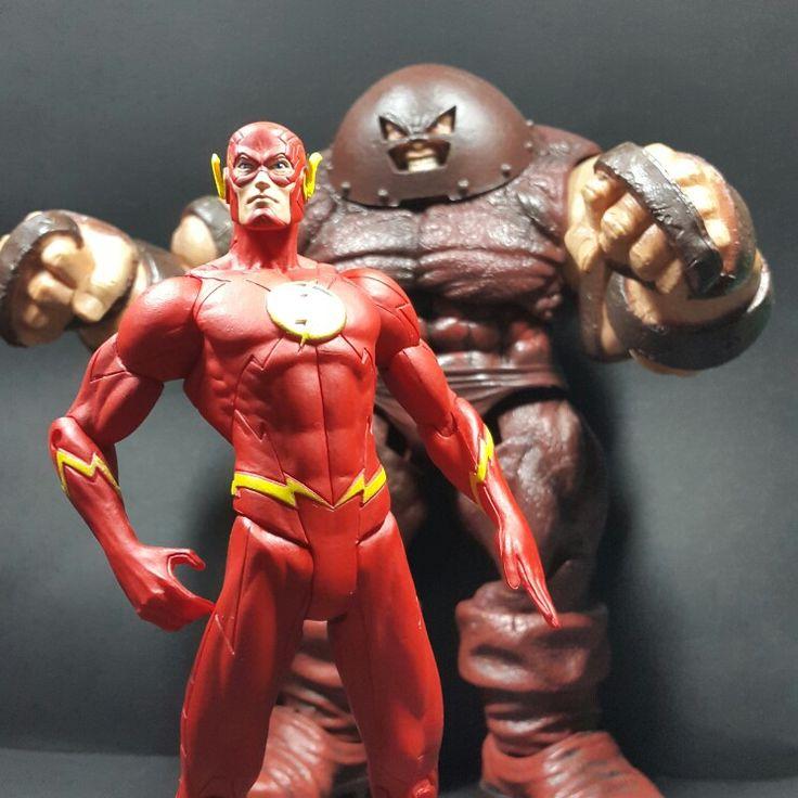 Juggernaut DC Collections Pinterest The Flash Comics And Marvel
