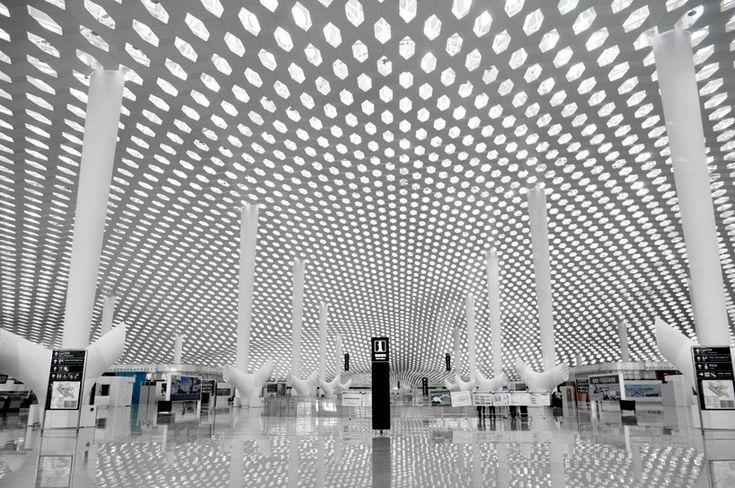 studio fuksas bao an international airport shenzhen china designboom