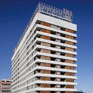 Nh Eurobuilding Hotel - Madrid